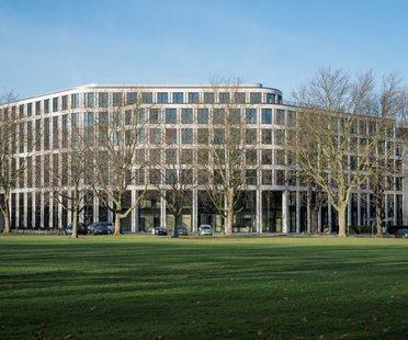 gmp: nuevo edificio de oficinas en Hamburgo