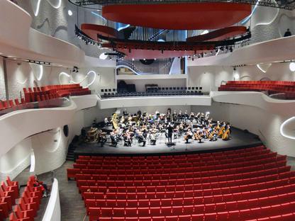 COOP HIMMELB(L)AU: House of Music – Aalborg, Dinamarca
