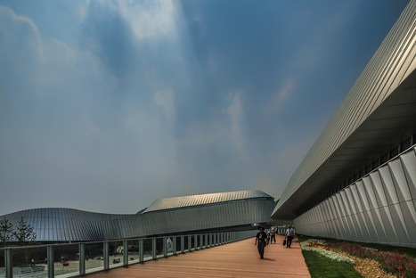 Images courtesy of UNStudio, photo ®Edmon Leong