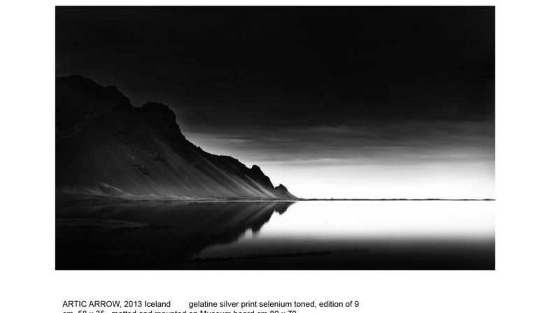 Exposición White Golden Dark de Francesco Bosso en el Festival de Spoleto