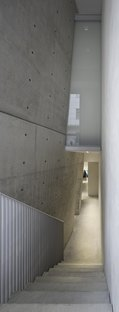 Tadao Ando en Milán para el nuevo showroom y el nuevo flagship store Duvetica