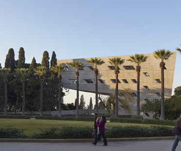 Zaha Hadid Architects: Issam Fares Institute, Beirut