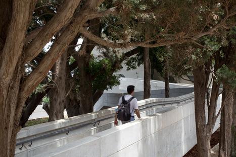 Zaha Hadid IFI-AUB ph.Luke Hayes