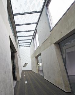 Zaha Hadid Architects: Issam Fares Institute, Beirut