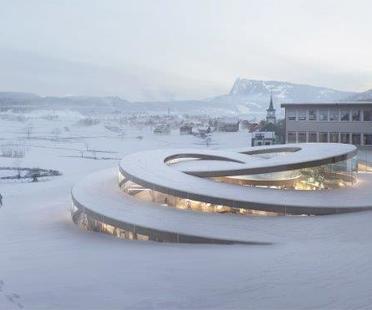 BIG presenta el proyecto para el museo de la marca Audemars Piguet