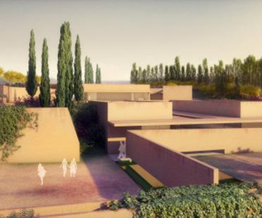 Álvaro Siza. The Alhambra Project. Vitra Design Museum Gallery