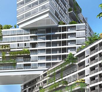 The Interlace de OMA gana la primera edición de Urban Habitat Award CTBUH