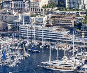Foster+Partners: inaugurado el nuevo edificio del Yacht Club de Mónaco