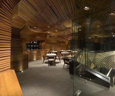 Los mejores proyectos de interiorismo para bares y restaurantes