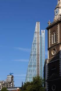 La nueva línea del horizonte en Londres