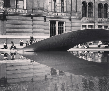 Zaha Hadid Architects, Instalación Crest en el London Design Festival