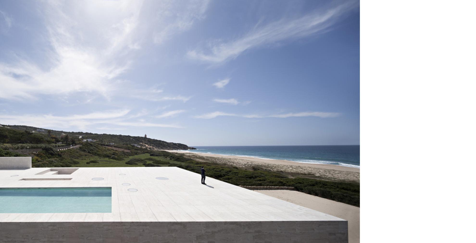 Alberto Campo Baeza y la House of the Infinite en Cádiz (España)