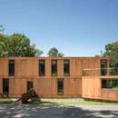 Red Bridge House de Smerin Architects en East Sussex (Reino Unido)