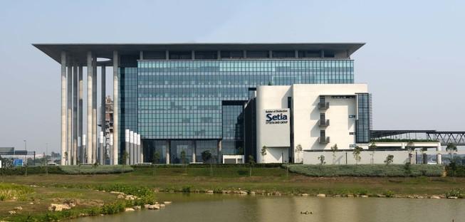 Rafiq Azam realiza en Setia Alam la nueva sede de S P Setia en Malasia