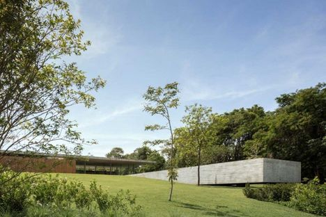 Marcio Kogan (Studio mk27) y la Redux House en Sao Paulo (Brasil)