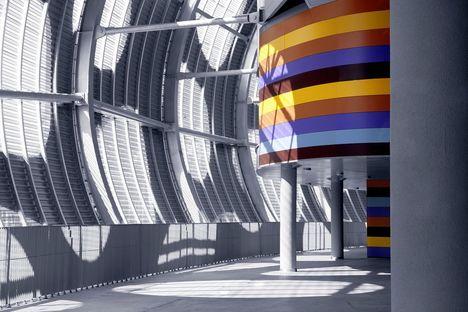OFIS architects e il Football Stadium Arena Borisov (Bielorussia)