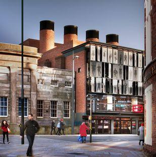 El teatro Everyman Theatre de Liverpool restaurado por Haworth Tompkins