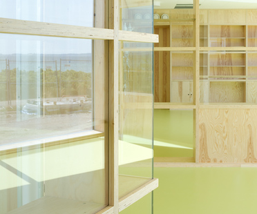 Dorte Mandrup Arkitekter diseña la Guardería Infantil en Råå, Suecia