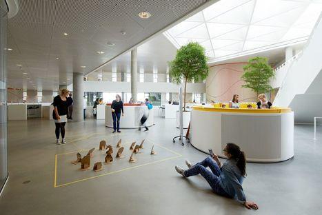 Henning Larsen Architects inaugura el Kolding Campus en Dinamarca