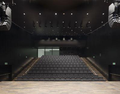 Estudio Barozzi Viega proyecta el nuevo Auditorio para la Filarmónica de Szczecin