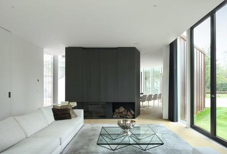 La casa VDV de Graux & Baeyens, granja flamenca contemporánea