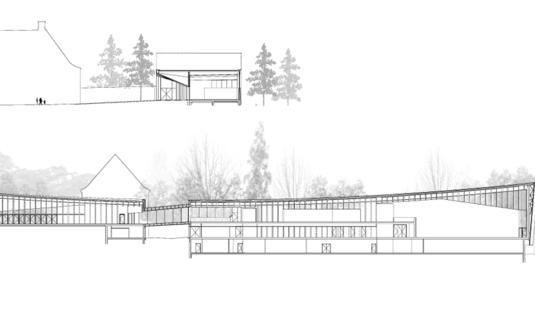MX_SI y la ampliación del Museo Gosta Serlachius en Finlandia