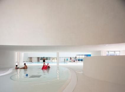 Dominique Coulon reestructura la piscina municipal de Bagneux, París