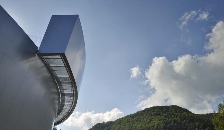 Centro Cultural Europeo de Tecnologías Espaciales (KSEVT) de Vitanje