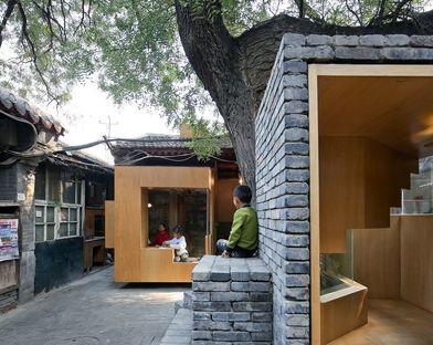 ZAO/standardarchitecture: Micro-Yuan'er en un hutong de Pekín