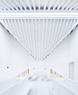 AZL Architects y la Capilla del Jardín de Wanjing en Nanjing