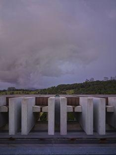 Lune de Sang shed de CHROFI en los bosques de Australia