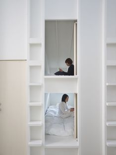 Albergue Koyasan de Alphaville en Japón