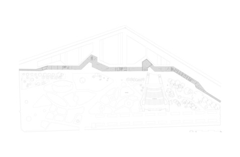 Edificio Mirador y de Protección del Parque Genovés en Cádiz