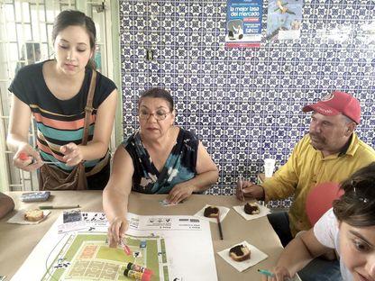 Urban Spa: un taller dirigido por PKMN con los estudiantes de Chihuahua