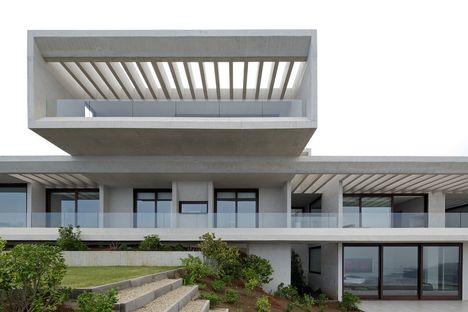 Casa MO de Mardones en Zapallar (Chile)