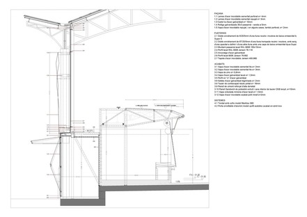 Mateo Arquitectura realiza la remodelación del mercado del Ninot en Barcelona