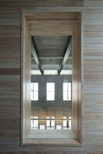 Tsuruga Multipurpose Center ORUPARK de Chiba Manabu Architects