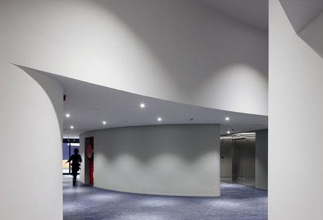 Jean Nouvel+MDW: Jefatura de Policía de Charleroi y sede de Charleroi Danses
