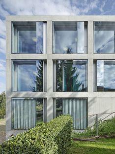 2b architectes: ampliamento della scuola di Belmont-sur-Lausanne