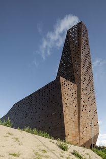 Erick van Egeraat y la nueva planta incineradora de Roskilde