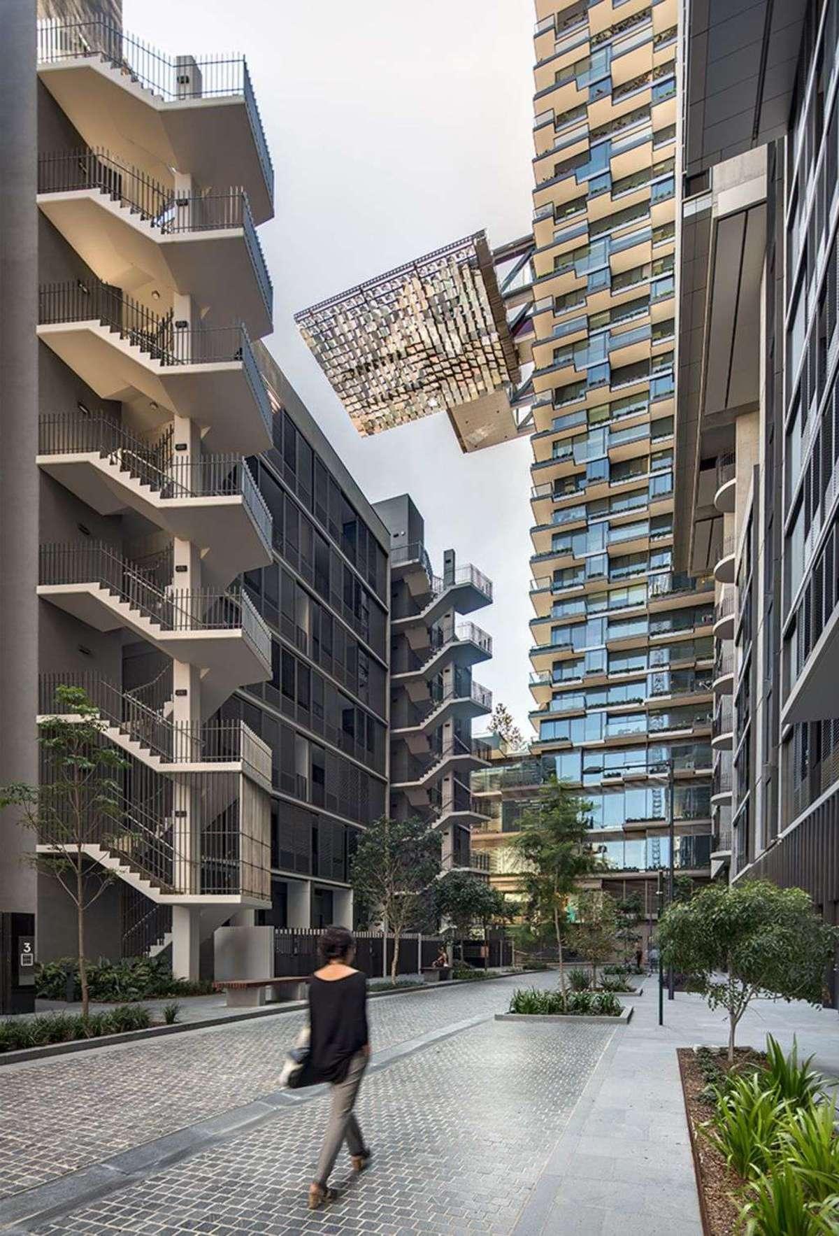 Jean Nouvel y el edificio jardín One Central Park en Sídney