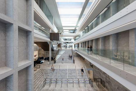 CF Møller firma las nuevas oficinas de Bestseller en Aarhus (Dinamarca)
