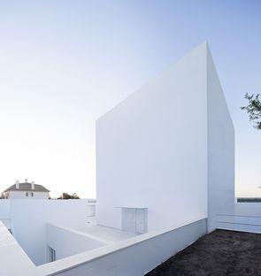 Alberto Campo Baeza y el Raumplan en la casa de Madrid