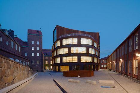Tham & Videgård y la nueva facultad de arquitectura de Estocolmo