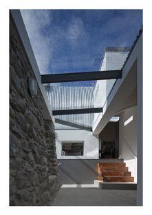 Murray Kerr (Denizen Works): casa 7 en la isla de Tiree