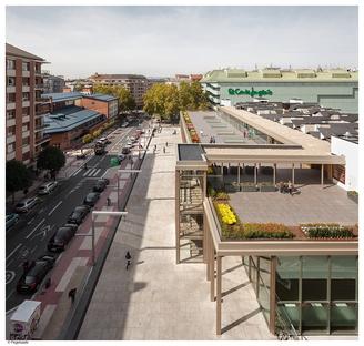 Bárcena y Zufiaur transformación del mercado de productos de alimentación de Vitoria