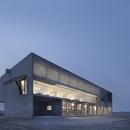 Vector Architects y la Seashore Library en la playa, en China