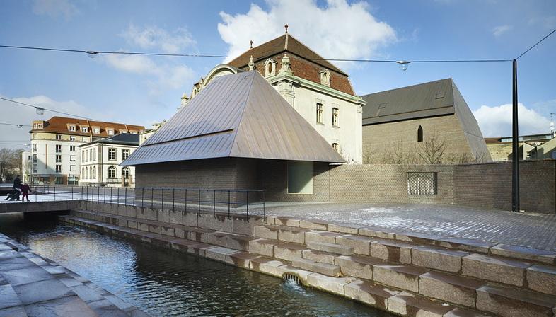 Herzog & de Meuron: ampliación del Museo Unterlinden en Colmar