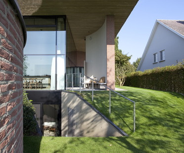 Lens°Ass Architects y la House V en Overpelt (Bélgica)