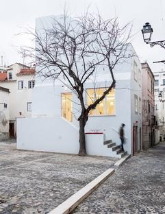 José Adrião y la Casa da Severa (casa del Fado) en Lisboa